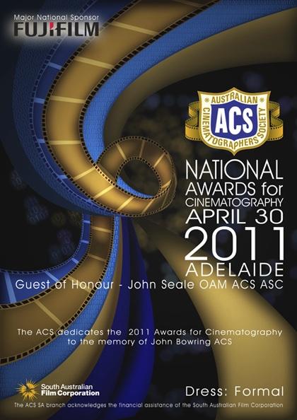 ACS 2011 Banner