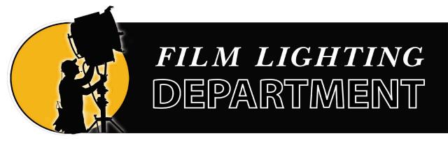 FILM LIGHTING DEPARTMENT